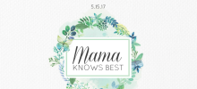 Mother Monday Menu for Web Template